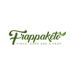 Frappaketo or frappaKeto or frappaketo uppercase or lowercase variations Logo - Entry #193