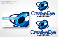 New Logo for Creative Eye Marketing - Entry #157