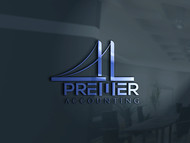 Premier Accounting Logo - Entry #60