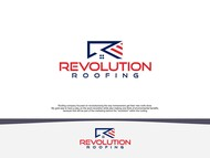 Revolution Roofing Logo - Entry #394
