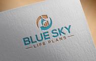 Blue Sky Life Plans Logo - Entry #132