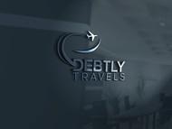 Debtly Travels  Logo - Entry #18