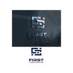 First Texas Solar Logo - Entry #8