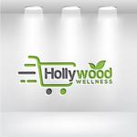 Hollywood Wellness Logo - Entry #23