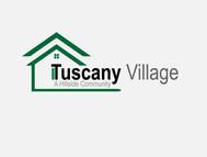 Tuscany Village Logo - Entry #102