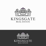 Kingsgate Real Estate Logo - Entry #83
