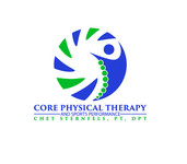 Core Physical Therapy and Sports Performance Logo - Entry #254