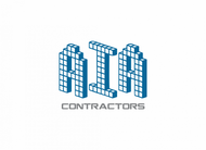 AIA CONTRACTORS Logo - Entry #70