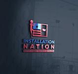 Installation Nation Logo - Entry #88