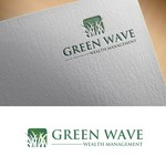 Green Wave Wealth Management Logo - Entry #168