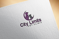City Limits Vet Clinic Logo - Entry #31