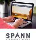 Spann Financial Group Logo - Entry #190