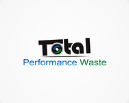 Total Performance Waste Logo - Entry #38