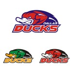 Dallas Ducks Logo - Entry #44