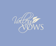 Valley Vows Logo - Entry #57