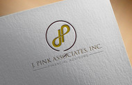 J. Pink Associates, Inc., Financial Advisors Logo - Entry #432