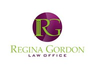 Regina Gordon Law Office  Logo - Entry #98