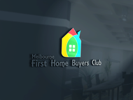 Melbourne First Home Buyers Club Logo - Entry #86
