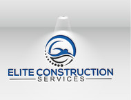 Elite Construction Services or ECS Logo - Entry #141