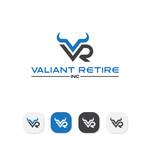 Valiant Retire Inc. Logo - Entry #48