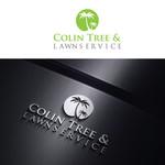 Colin Tree & Lawn Service Logo - Entry #49