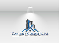 Carter's Commercial Property Services, Inc. Logo - Entry #305