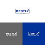 Debtly Travels  Logo - Entry #117