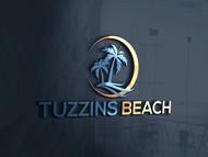 Tuzzins Beach Logo - Entry #84