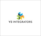 V3 Integrators Logo - Entry #259