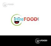 iHireFood.com Logo - Entry #22