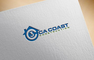 CA Coast Construction Logo - Entry #80