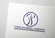 Core Physical Therapy and Sports Performance Logo - Entry #313