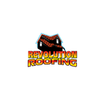 Revolution Roofing Logo - Entry #363