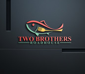 Two Brothers Roadhouse Logo - Entry #140