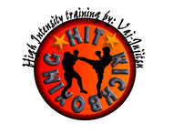 HIT Kickboxing Logo - Entry #56