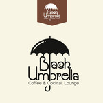 Black umbrella coffee & cocktail lounge Logo - Entry #129
