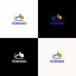Tuzzins Beach Logo - Entry #203