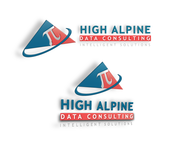 High Alpine Data Consulting (HAD Consulting?) Logo - Entry #85