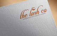 the lash co. Logo - Entry #78