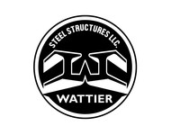 Wattier Steel Structures LLC. Logo - Entry #57