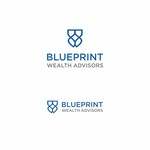 Blueprint Wealth Advisors Logo - Entry #77