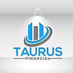 "Taurus Financial (or just ""Taurus"") Logo - Entry #101"
