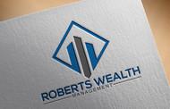 Roberts Wealth Management Logo - Entry #184