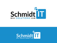 Schmidt IT Solutions Logo - Entry #222