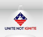 Unite not Ignite Logo - Entry #67