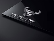 Valiant Retire Inc. Logo - Entry #385
