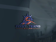 First Texas Solar Logo - Entry #119