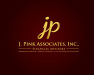 J. Pink Associates, Inc., Financial Advisors Logo - Entry #64
