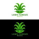 Lawn Fungus Medic Logo - Entry #32