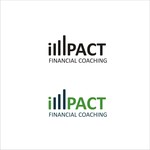 Impact Financial coaching Logo - Entry #96